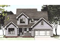 Bellamy A Custom Home Built By Delagrange Homes Your
