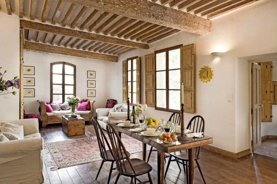 Provence Apartment Interior Design Inspiration Provence