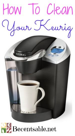 Do You Know How To Clean A Keurig Coffee Maker Here Are Step By Instructions With Pictures And Video Help
