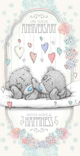On Your Anniversary With Love Happiness Tjn Teddy Bear Pictures Teddy Pictures Tatty Teddy