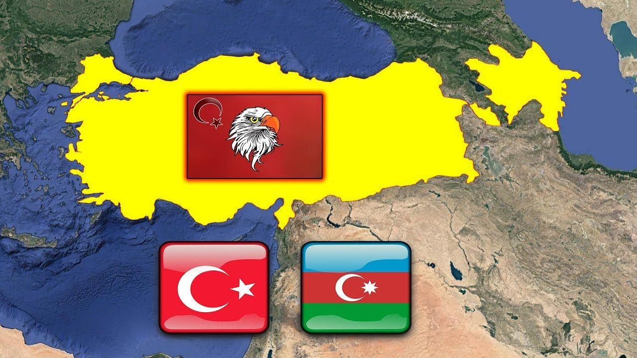 Turkiye Ve Azerbaycan Birleserek Tek Devlet Olsaydi Turkiye