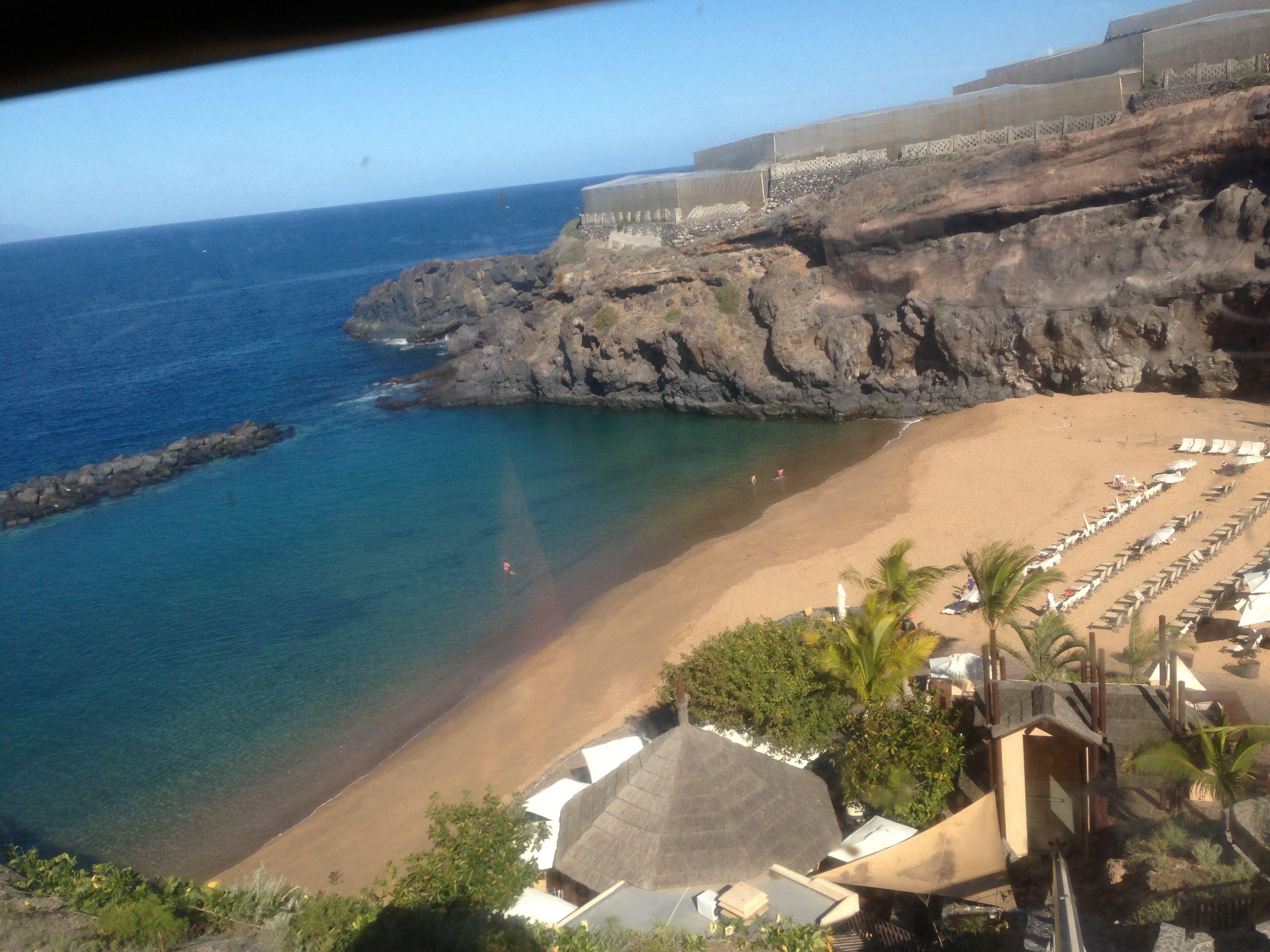 Tenerife hotel abama and beach a secluded and beautiful - Hotel abama tenerife ...
