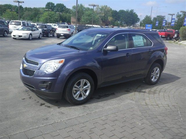 2014 Chevrolet Equinox Atlantis Blue Metallic 16331216
