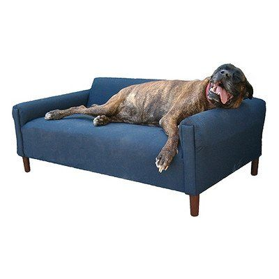 Faux Leather Dog Bed Ideas With Images Dog Couch Pet Sofa Dog Bed Large