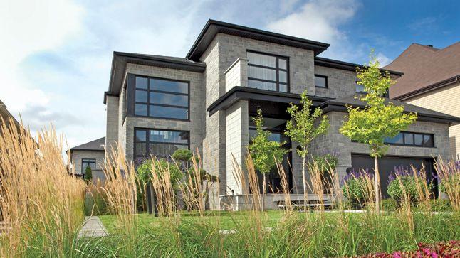 facade maison contemporaine couleur - Recherche Google Houses