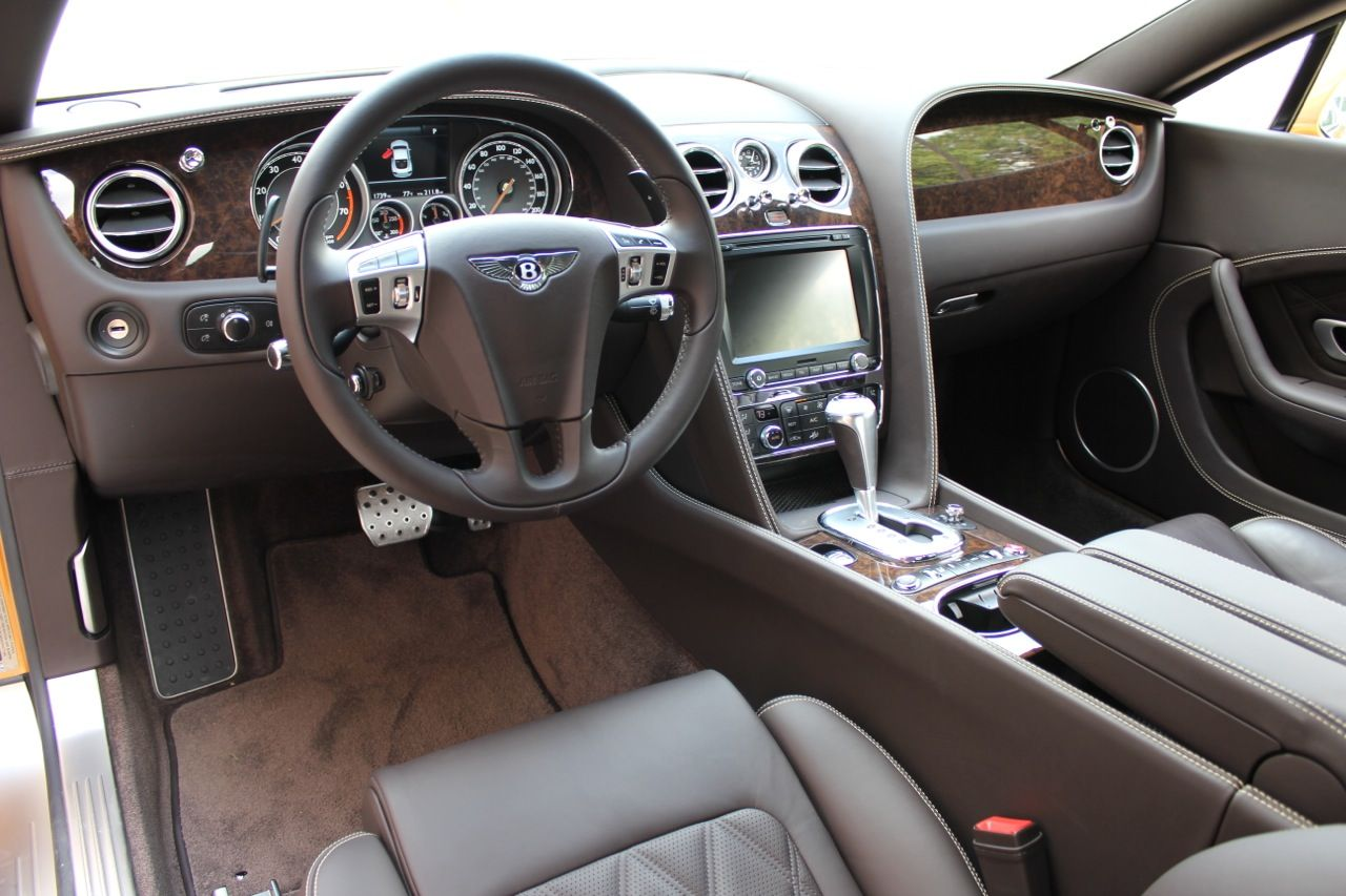 2013 Bentley Continental GT V8 interior   Cool Cars & Motorcycles ...