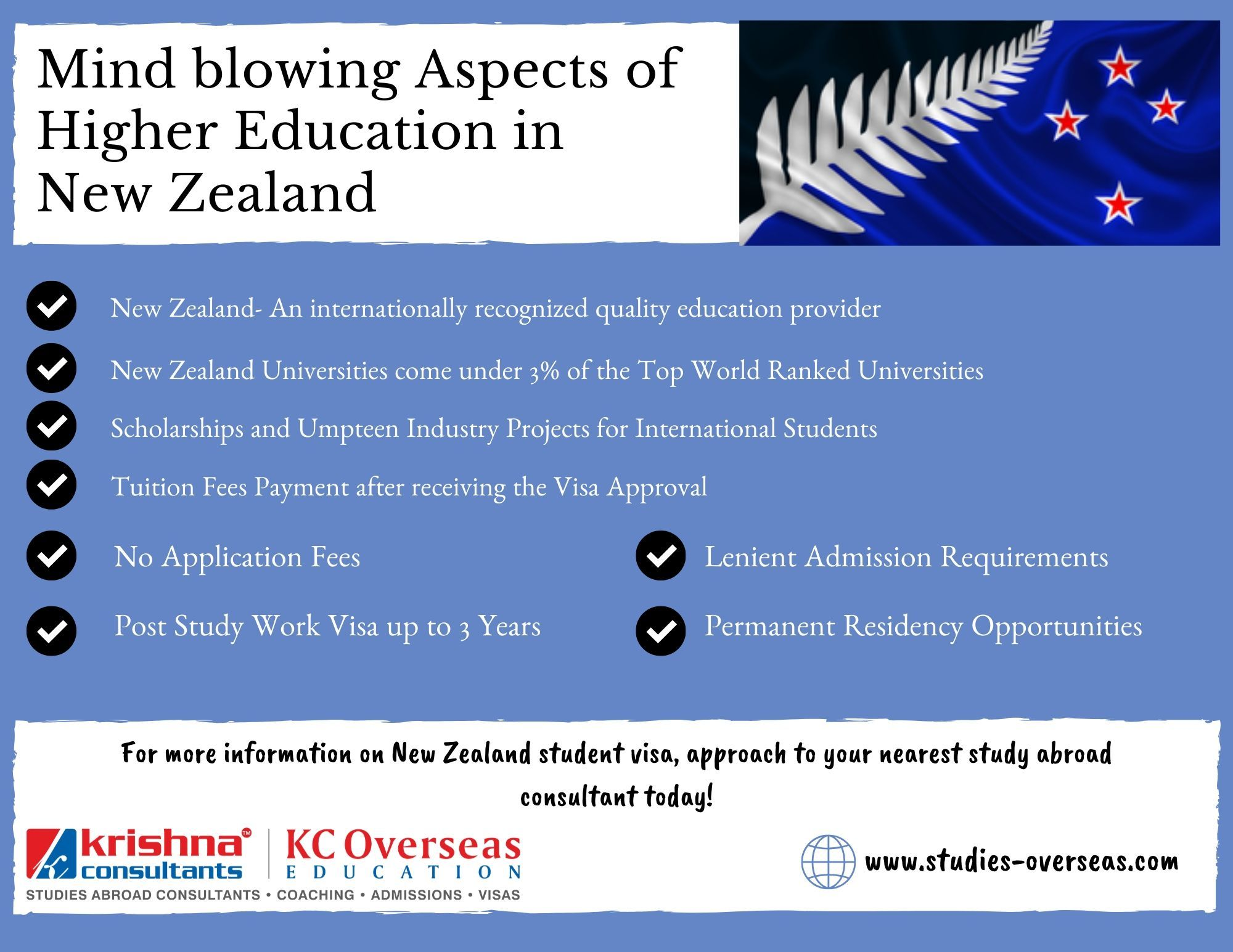 Get The Information Related To Application New Zealand Student