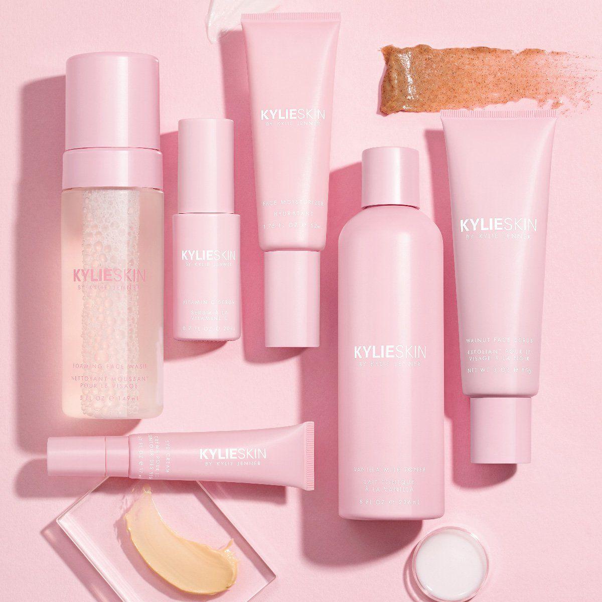 Kylie Skin Set Beauty Skin Kylie Jenner Makeup Skin Care