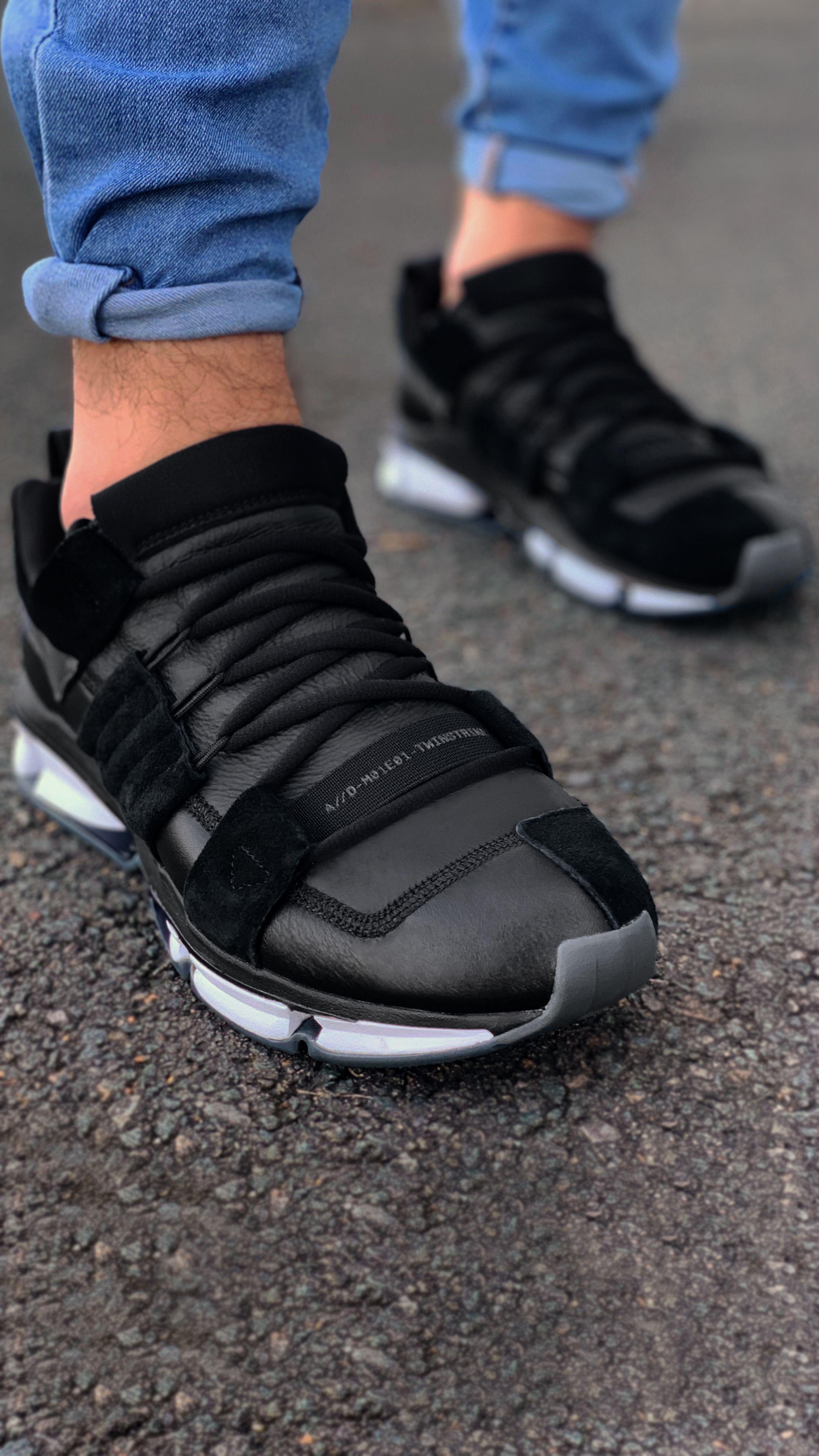 NEU adidas Originals Twinstrike ADV Stretch Leder Sneaker