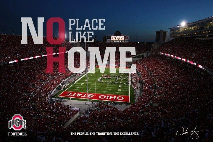 Say It Three Times And Click Those Sparkly Shoes Ohio State Buckeyes Football Ohio State Buckeyes Ohio State Football