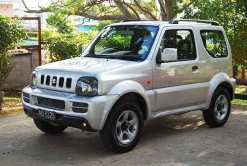These Small Seater Jeeps From Bajan Car Rentals Ltd Are Fully