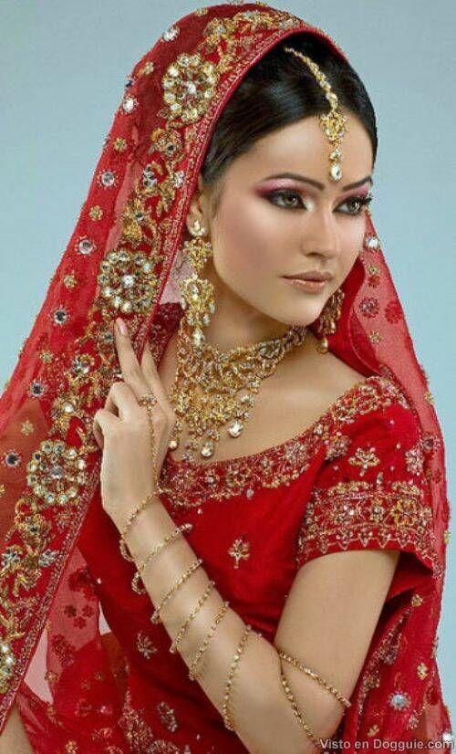 novias india hermosas … | vestidos dama indu