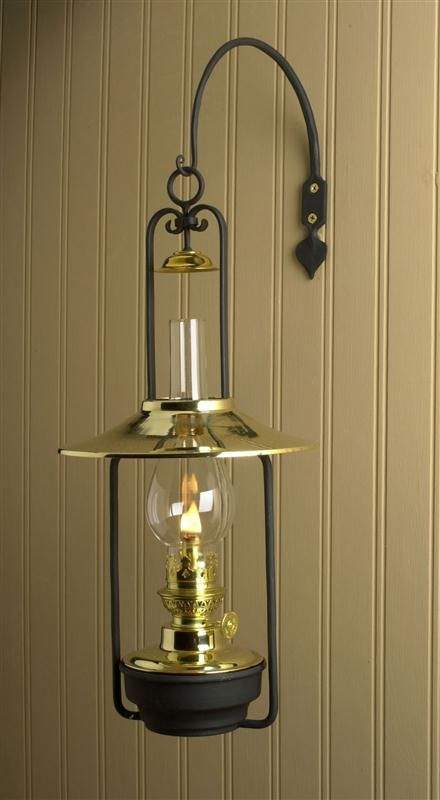 Lamp Charmante Hanging Wall Oil Lamp Antique Oil Lamps Oil