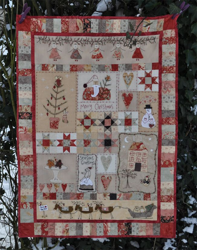 Lynette Anderson Designs Christmas Quilts Christmas Quilt Patterns Holiday Quilts