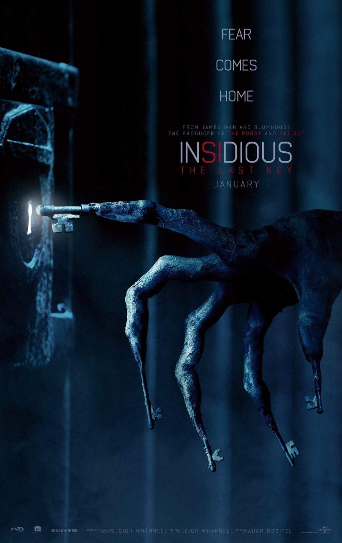 Insidious 4 The Last Key Movie Trailer Https Teaser Trailer Com Movie Insidious 4 Insidious4 Insi Streaming Movies Streaming Movies Free Full Movies Free