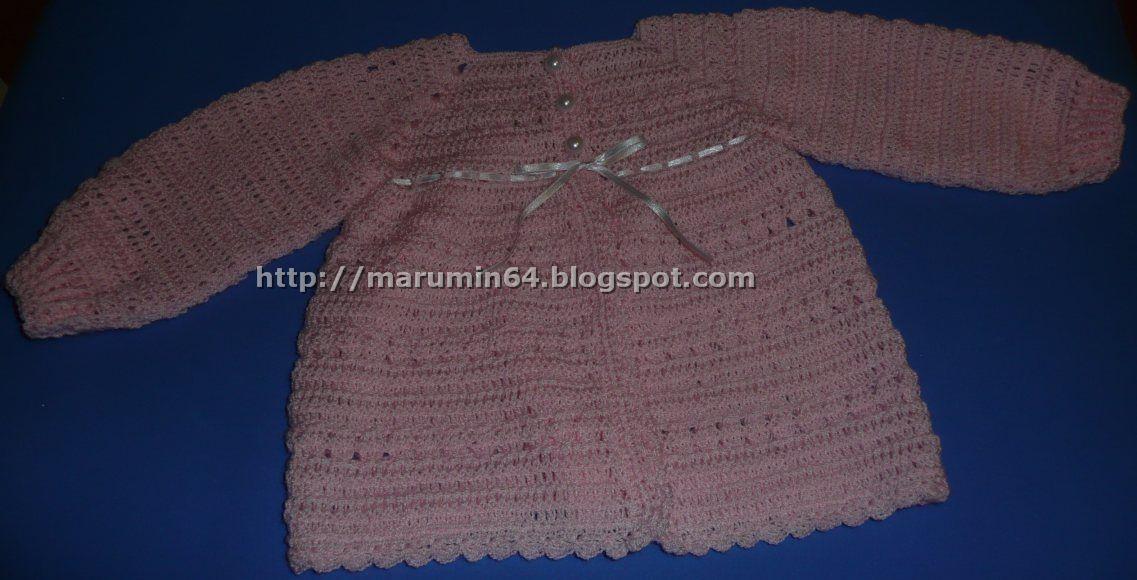 Marumin Crochet: Patrones Gratuitos / Free Patterns | Sacos bebé ...