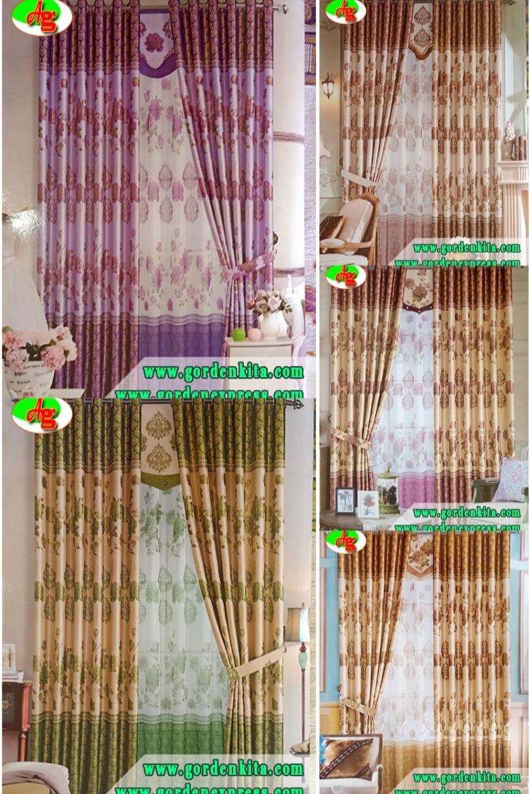 Gambar Hordeng Terbaru : gambar, hordeng, terbaru, Katalog, Gorden, Terbaru, Ruang, Rumah,, Minimalis,, Rumah, Minimalis