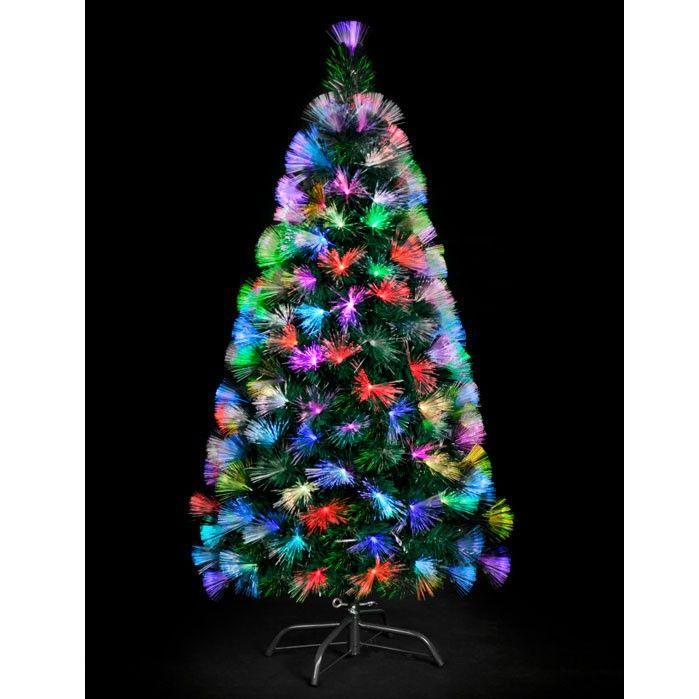 Green Fibre Optic Mutli Coloured Lights 180cm 6ft Approx £100