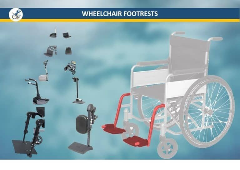 Understanding a Bit More About Wheelchair Footrests | Pride On Wheels
