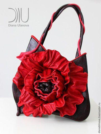 Женские сумки ручной работы. Ярмарка Мастеров - ручная работа. Купить в  наличии