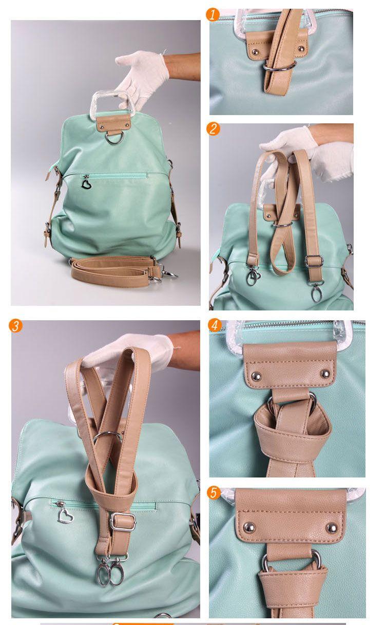 Unique Fresh Multifunction Backpack Handbag Shoulder Bag Fashion Handbags S Bags Bygoods Michaelkorsoutlet