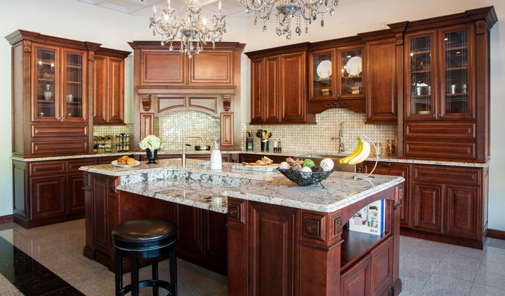 Scottsdale Kitchen Remodeling Mahogany Cabinets Granite Countertops Islands  Http://quartz Countertops.