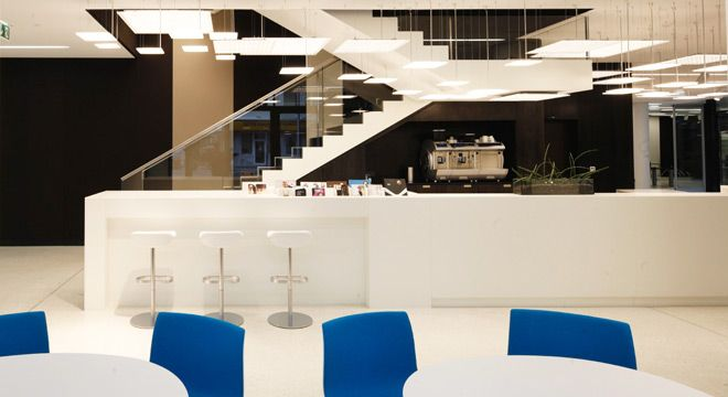 Bene Vienna Austria Furniture Architecture Office Furniture