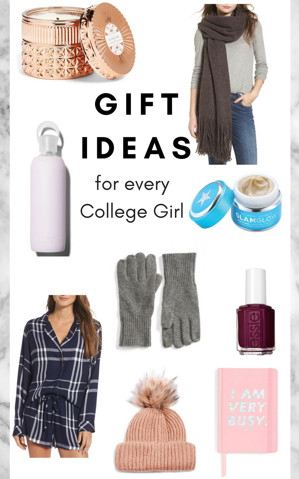 Gift Ideas for College Girls 2017: A Gift Guide for the College Girl ...