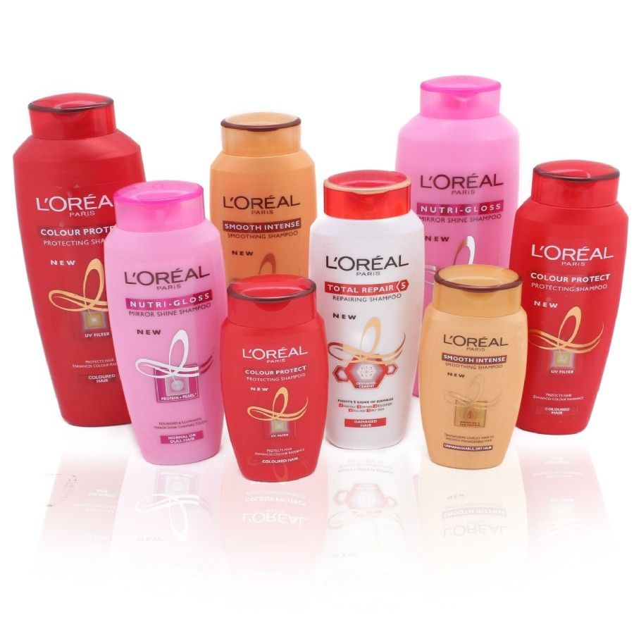 Loreal Total Repair 5 Repairing Shampoo Transforms The Hair