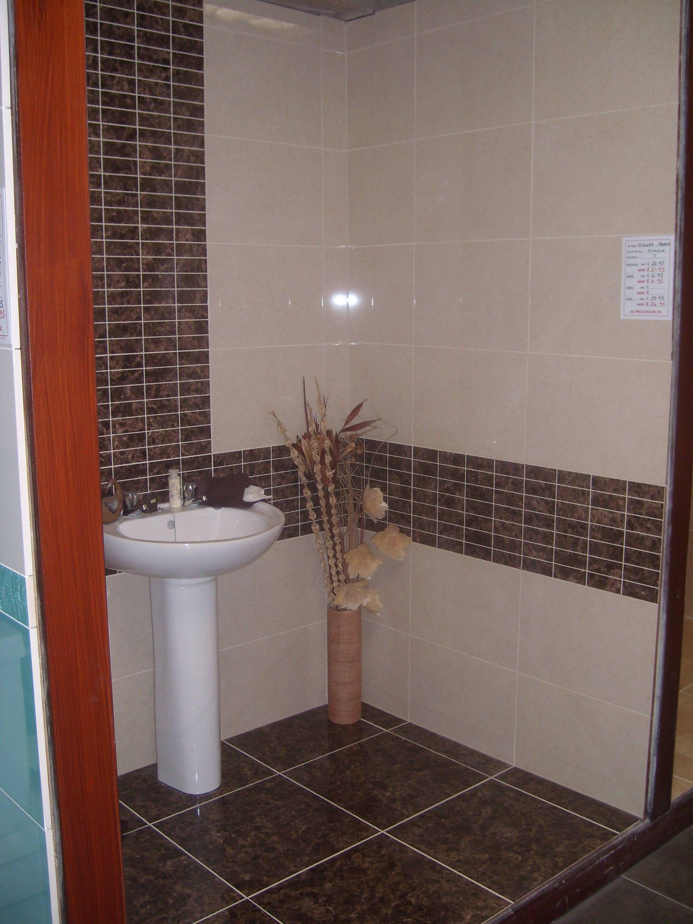 bathroom tiles for small bathrooms | ... bathroom tile examples ...