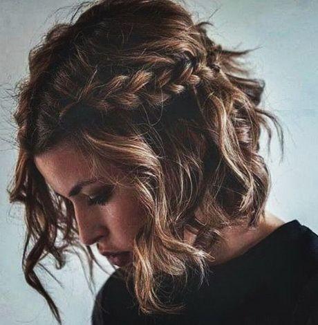 Zöpfe Flechten Kurze Haare Frisuren Hair Hair Styles Und Short