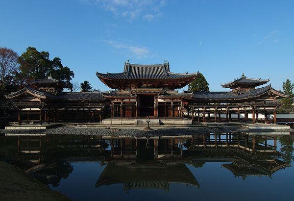 平等院鳳凰堂 Byōdō-in Hououdo Kyoto,Japan