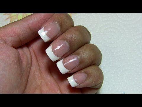 Nail Tutorial Quick Dip Acrylic Nails Feat Kiss Lightning Speed Acrylic Nails Kit Acrylic Nail Kit Nail Tutorials Nail Kit