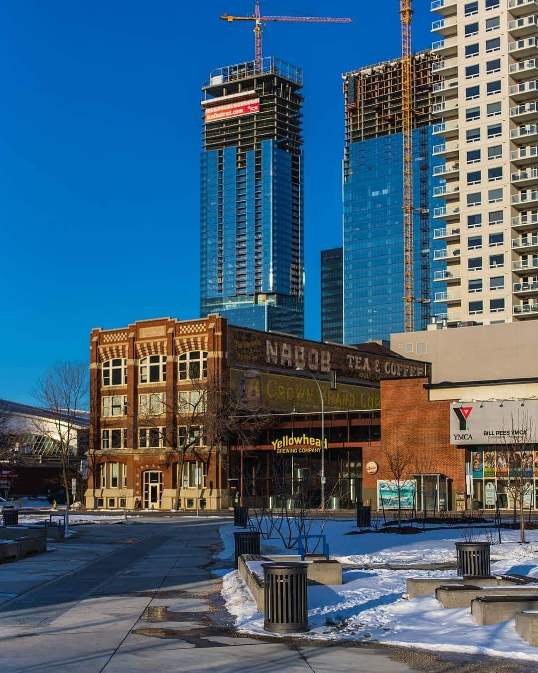 Amazing Places Canada: Old And New!