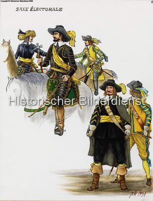 Die Sächsische Armee im 30. jährigen Krieg