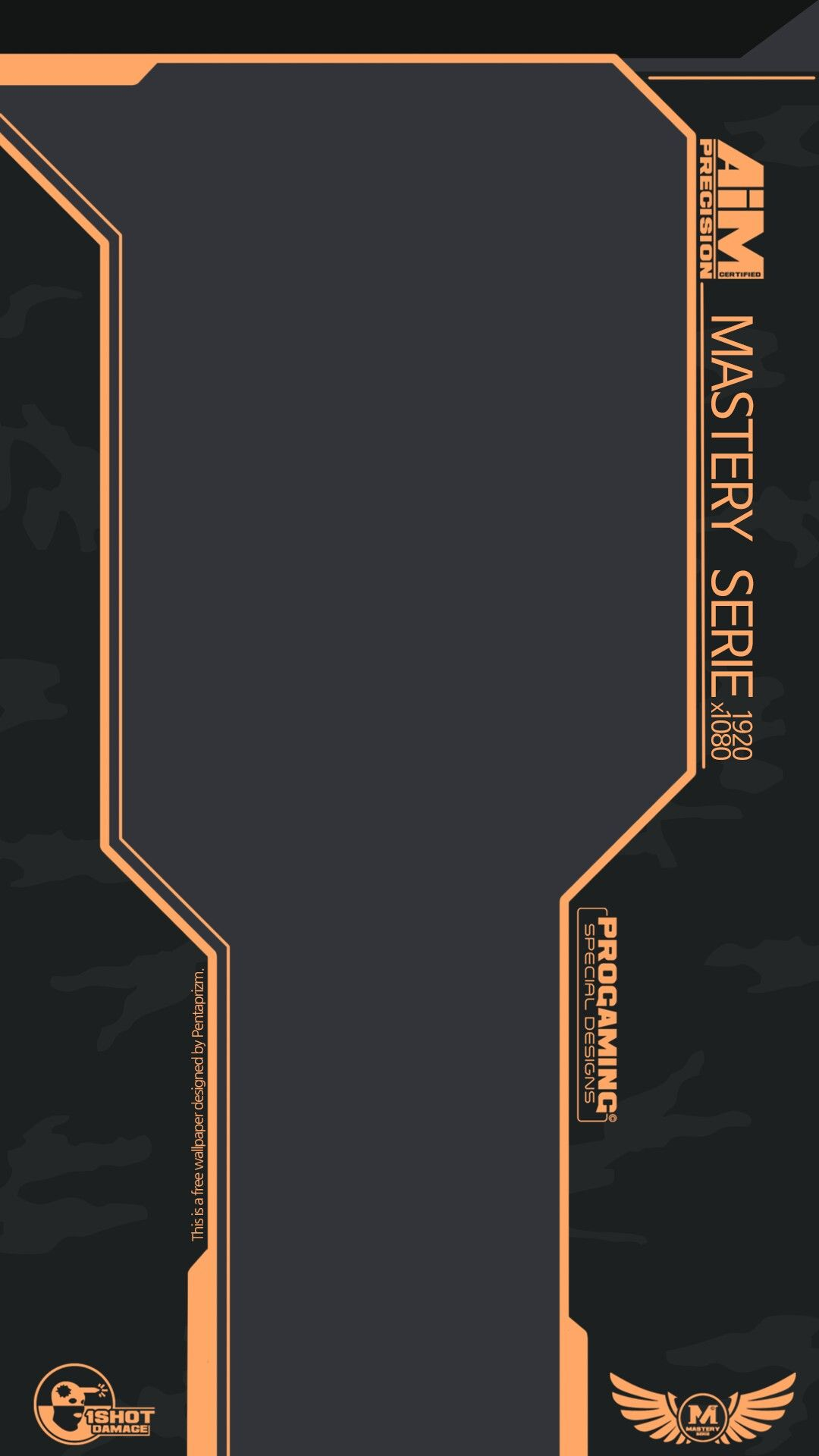 CS:GO \'Elite Build\' Smartphone Wallpaper #photoshop #design #csgo ...