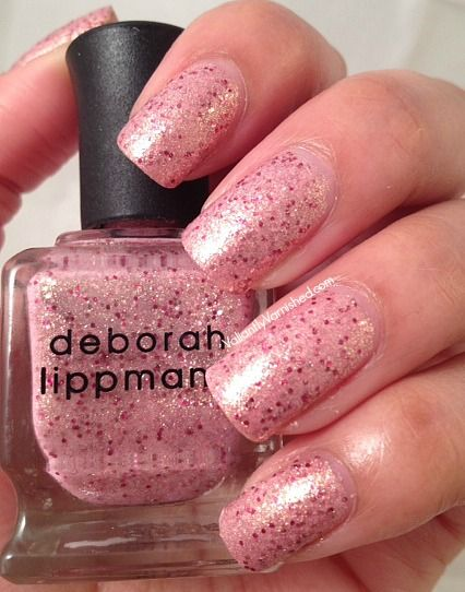 Deborah Lippmann Mermaid's Kiss   #EssentialBeautySwatches   BeautyBay.com