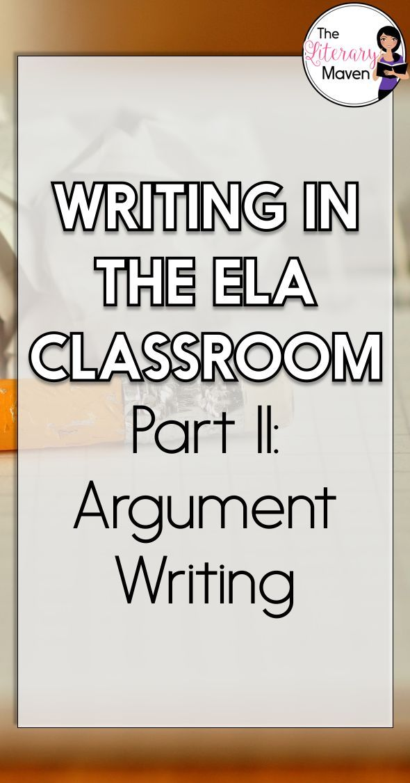 Help students to develop the skills to write a convincing argument and evaluate the strength of others' claims. In this #2ndaryELA Twitter chat, middle and high school English Language Arts teachers discuss argument writing: favorite assignments, students struggles and solutions, and helpful resources. Read through the chat for ideas to implement in your own classroom.