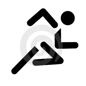 olympics running symbol - Google Search | olympics | Running