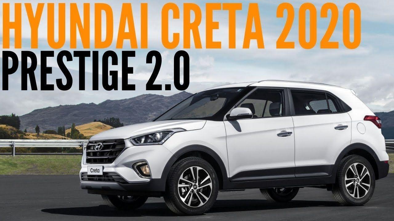 Todas As Novidades Do Hyundai Creta Prestige 2020 Blogauto
