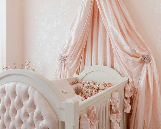 15 Adorable Crib Canopy Designs For Eclectic Nurseries Sleeping