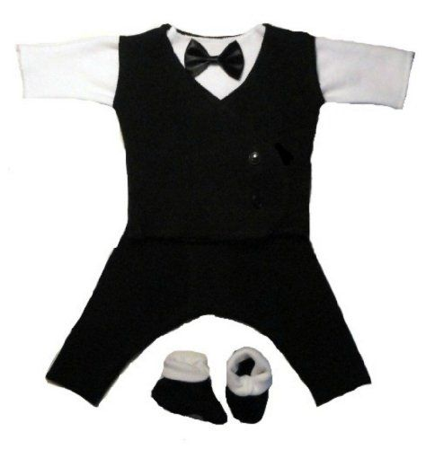 Preemie Boy Clothes Dress