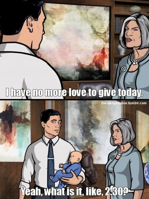 Images about archer on pinterest sterling archer