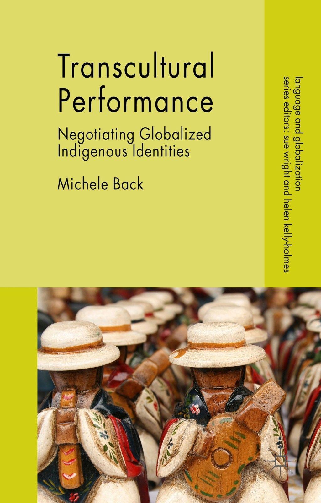 Transcultural Performance (eBook) Language acquisition