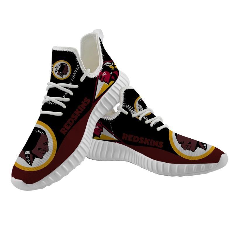 Football Team Broncos Yeezy Sneaker Running Shoe for Women and Men