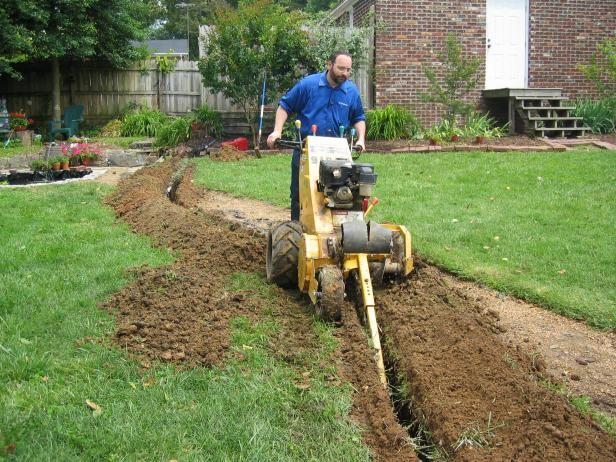 Installing A Yard Hydrant Outdoor Fun Installation Hydrant
