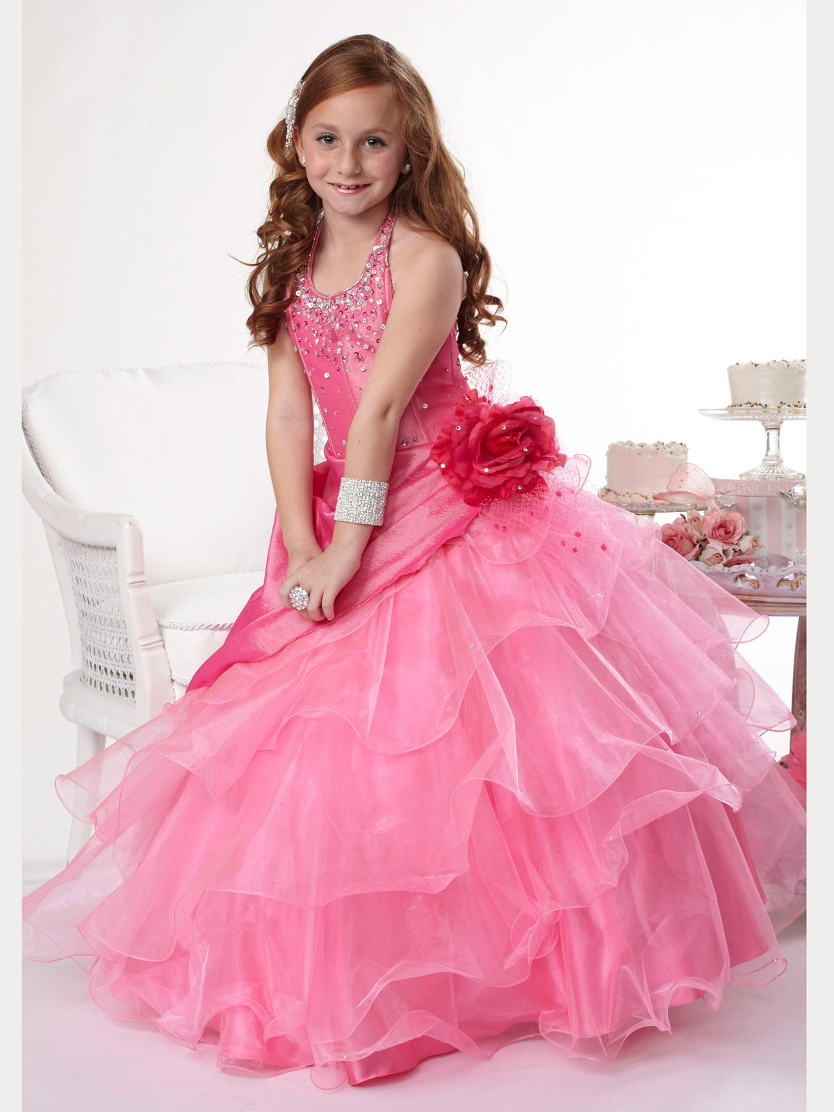 cheap girls pageant dresses | For girls | Pinterest | Girls ...