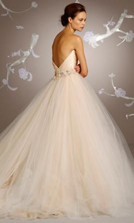 Used Lazaro Wedding Dress Lz3108 Size 12 Get A Designer Gown For Much Less On Preownedweddingdresses