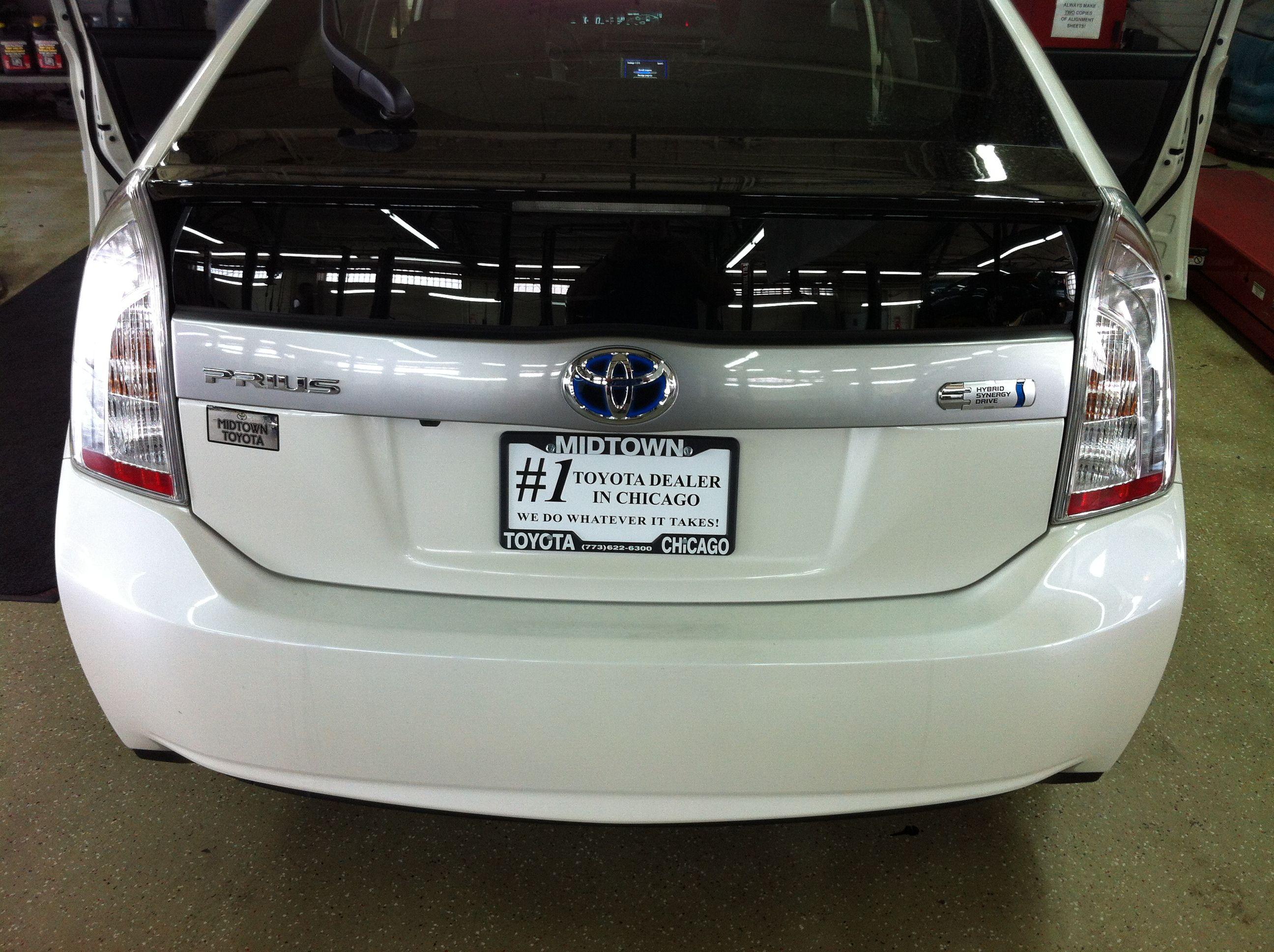 New 2019 Toyota Prius V Redesign