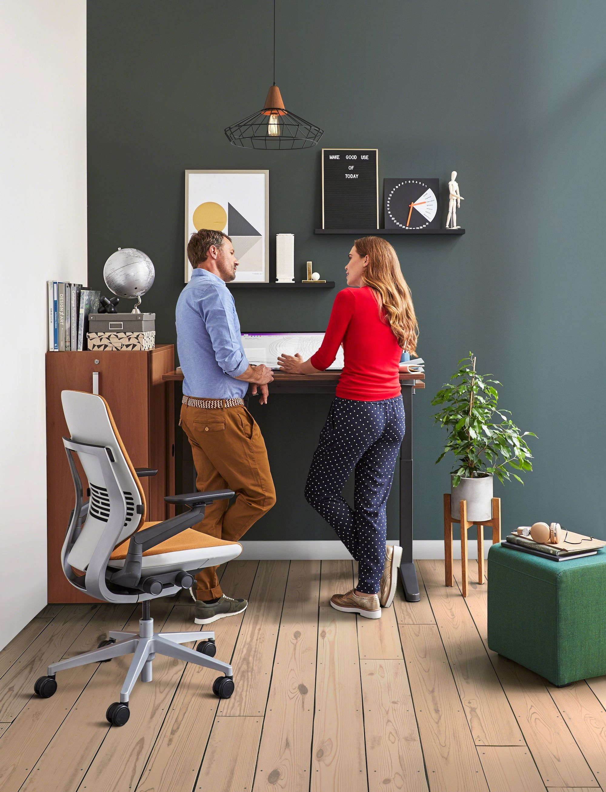 Creative Workspaces Designed to Inspire by Steelcase